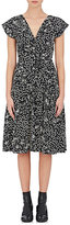 Isabel Marant Women's Glory Stretch-Silk Floral Dress