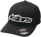 Alpinestars Men's Blaze Flexfit Hat Baseball Cap,Small (Manufacturer Size:Small/Medium)