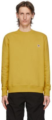 Paul Smith Tan Zebra Sweatshirt