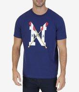 Nautica Crossed Oars Graphic T-Shirt