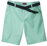 "Merona Women's Relaxed Bermuda Short w/Belt (9.5"") - Assorted Colors"