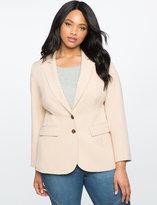 ELOQUII Soft Suiting Blazer