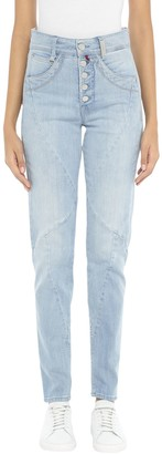 High Denim pants