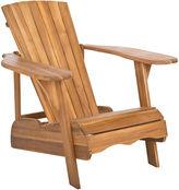 Safavieh Outdoor Kingston Adirondack Chair, Teak