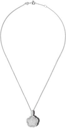 Pasquale Bruni 18kt white gold Bon Ton diamond pendant necklace