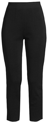 Misook Knit Slim Ankle Pants