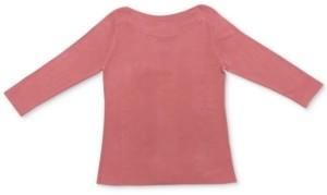Karen Scott Luxsoft Ribbed-Hem Sweater, Created for Macy's