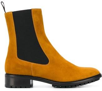 L'Autre Chose Lug-Sole Chelsea Boots