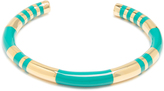 Aurelie Bidermann Positano gold-plated cuff