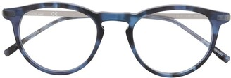 Lacoste Round Frame Glasses