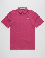 Under Armour Charged Scramble Mens Polo Shirt