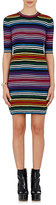 Marc Jacobs Women's Striped Cotton Fitted Dress