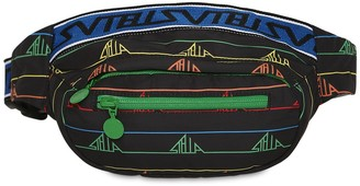 Stella Mccartney Kids Printed Nylon Belt Bag
