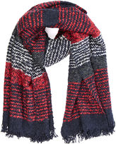 Oasis Boucle Textured Scarf