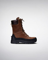 Men's Balmoral Leather Tall Lace Up Boots