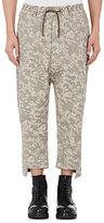 Vivienne Westwood MEN'S CAMOUFLAGE DROP-RISE PANTS