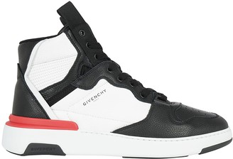 Givenchy Wing High Basket Sneakers