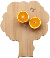 Houseology Wireworks Bird in the Tree Chopping Board