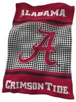 NCAA Throw Alabama Crimson Tide Team Color