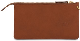 Il Bisonte Lyra Multi Pocket Leather Pouch