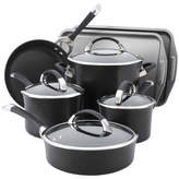 Circulon 11-pc. Aluminum Hard Anodized Cookware Set