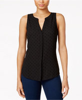 Sanctuary Dot-Print Top