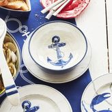 Sur La Table Anchor Cereal Bowl