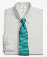 Brooks Brothers BrooksCool Madison Classic-Fit Dress Shirt, Non-Iron Stripe