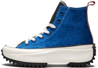 Converse Run Star Hike Hi 'JW Anderson - Glitter Pack' Shoes - Size 9