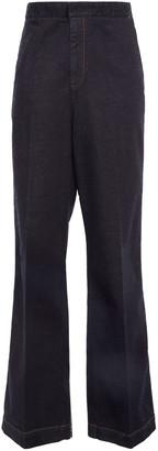 Stella McCartney High-rise Straight-leg Jeans