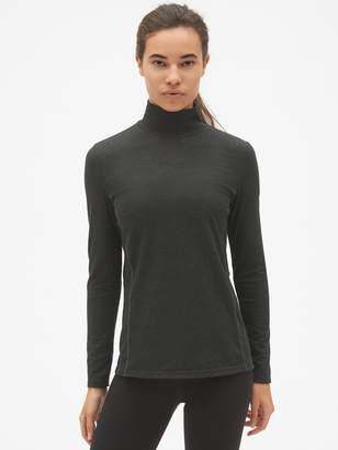 Gap GapFit Maximum Heat Base Layer Turtleneck Top