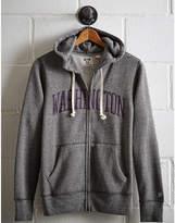 Tailgate Men's Washington Zip-Up Hoodie