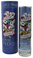 Ed Hardy Love & Luck Mens Mens Edt 50ml Spray (1.7 fl.oz) by