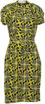 JC de CASTELBAJAC Knee-length dresses - Item 34462151