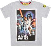 Star Wars Fabric Flavours Boys T-Shirt & Box Gift Set