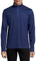 Calvin Klein Grindle Quarter-Zip Pullover