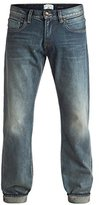 Quiksilver Men's Sequel Vintage Cracked Jeans