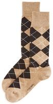 Cole Haan Classic Argyle Crew Socks