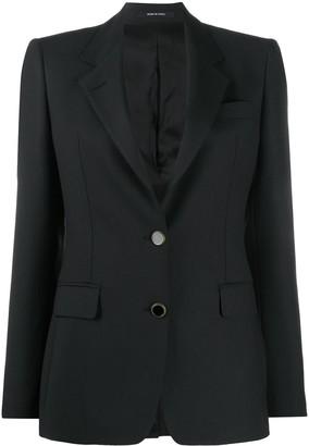 Tagliatore Engraved-Button Blazer