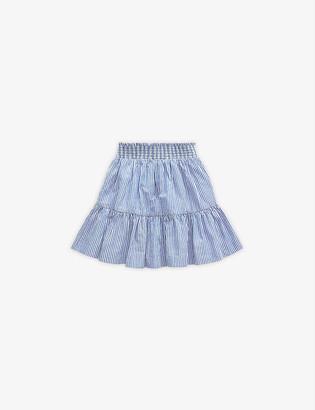 Ralph Lauren Striped cotton skirt 2-16 years