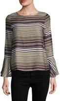 Lucca Couture Women's Deborah Tie-Back Top