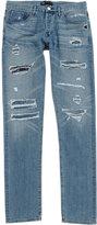 3x1 Men's M5 Low Rise Slim Jean