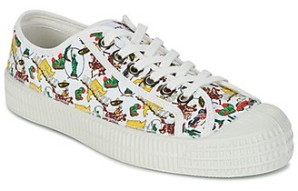 Miss L Fire Miss L'Fire NOVESTA women's Shoes (Trainers) in White