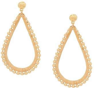 Gas Bijoux tear drop earrings