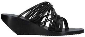 Rick Owens Toe strap sandal