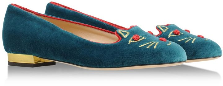 Charlotte Olympia Loafers