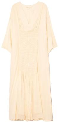 Mara Hoffman Benecia Dress in Cream