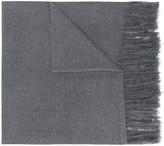Isabel Marant fringed cashmere scarf