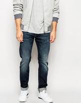 Esprit Dark Wash Jeans In Skinny Fit - Blue