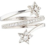 Penny Preville 18K Diamond Shooting Star Ring